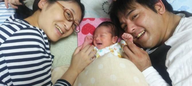 祝!!BABY誕生!!