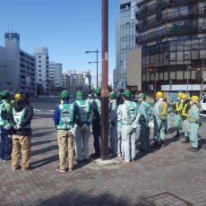 名古屋ウェメンズマラソン事前清掃活動!